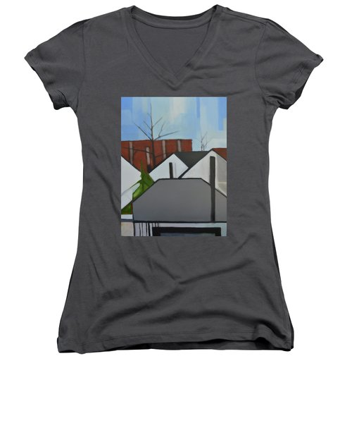 On Palisade Women's V-Neck T-Shirt