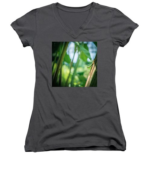 On The Guard Women's V-Neck
