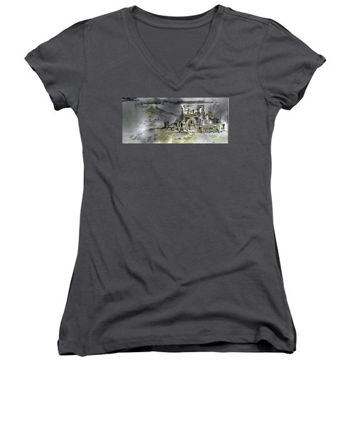 On The Road II Women's V-Neck (Athletic Fit)