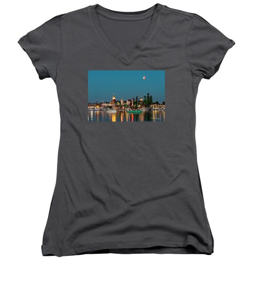 Once In A Lifetime Women's V-Neck