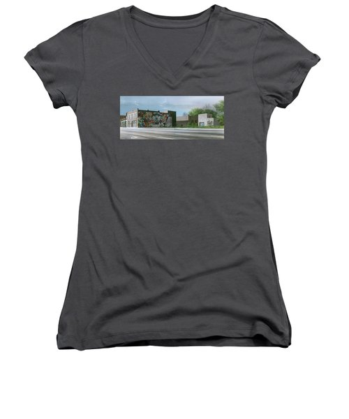 One Artist To Another Women's V-Neck