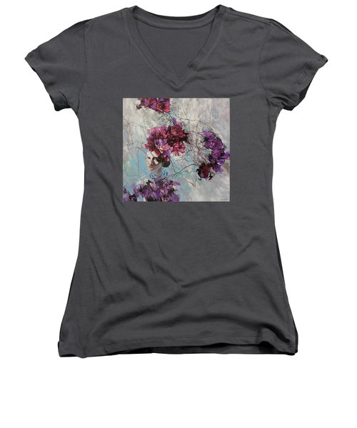 Ophelia Women's V-Neck T-Shirt