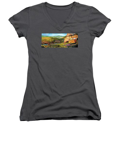 Orchard Valley Women's V-Neck