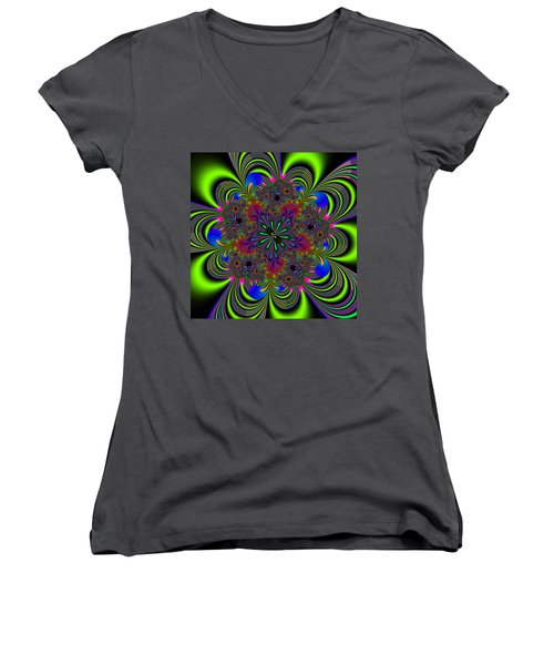 Orditively Women's V-Neck
