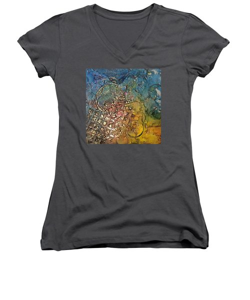 Other Worlds Women's V-Neck