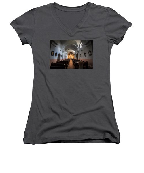 Our Lady Of Loreto Women's V-Neck