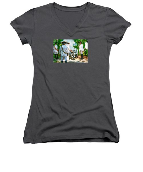 Page 11 Women's V-Neck T-Shirt