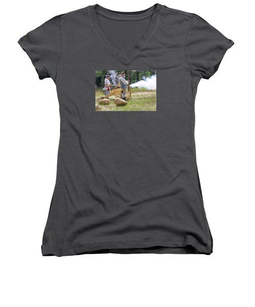 Page 20 Women's V-Neck T-Shirt