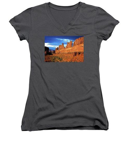 Park Avenue Women's V-Neck T-Shirt