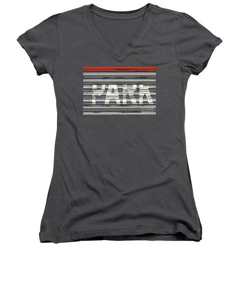 Park Here Women's V-Neck