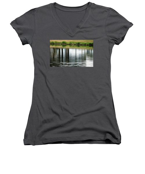 Park Reflections Women's V-Neck (Athletic Fit)