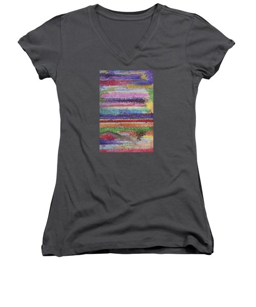 Perspective Women's V-Neck (Athletic Fit)