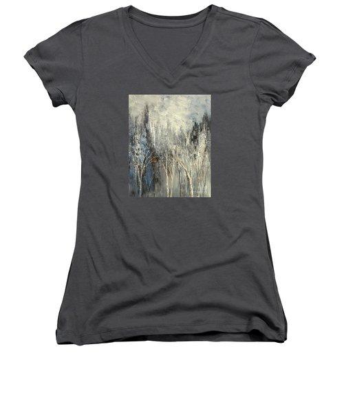 Phantom Glory Women's V-Neck T-Shirt