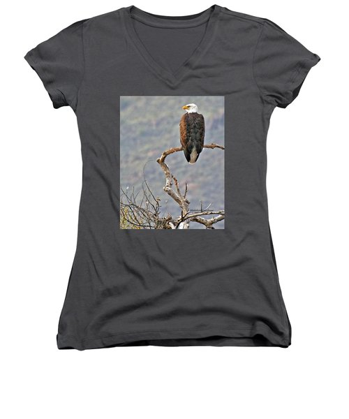 Phoenix Eagle Women's V-Neck