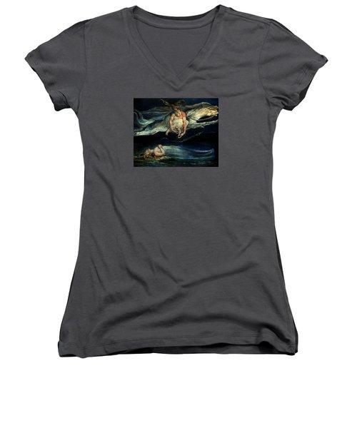 Pity Women's V-Neck T-Shirt