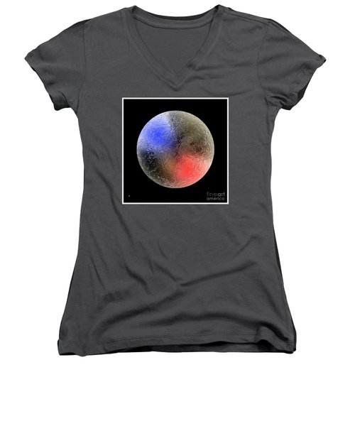 Planet 12 Women's V-Neck (Athletic Fit)