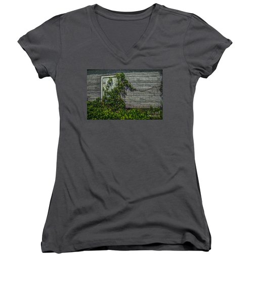 Plant Security Women's V-Neck