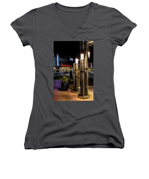 Point Ruston Lamps Women's V-Neck