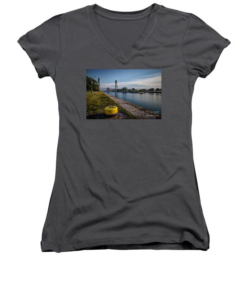 Port Colborne Women's V-Neck