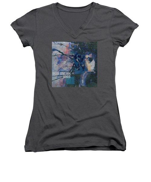Positively 4th Street Women's V-Neck T-Shirt