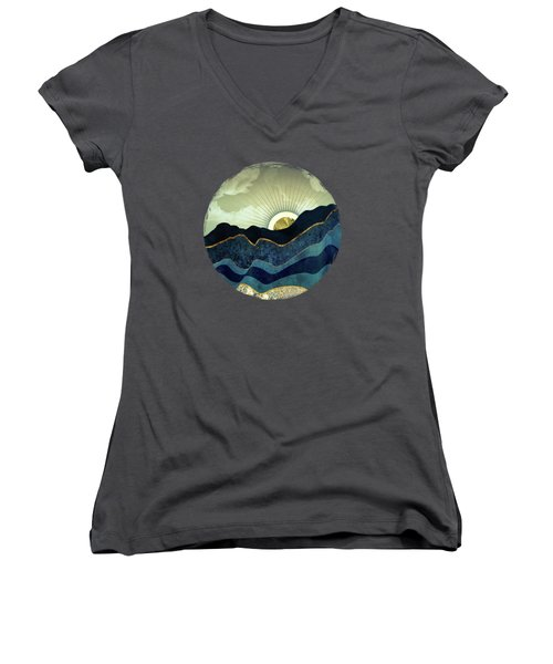 Post Eclipse Women's V-Neck (Athletic Fit)