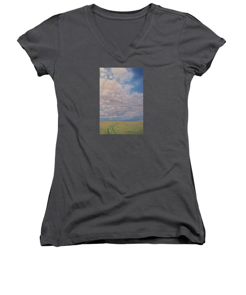 Prairie Trail Women's V-Neck