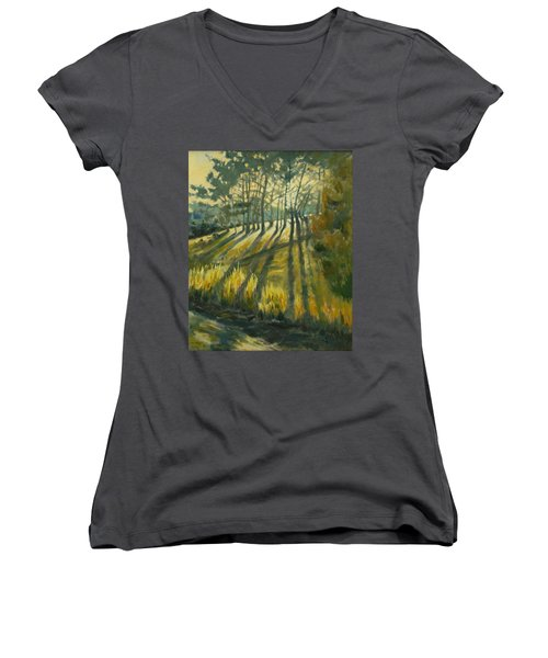 Presidio Women's V-Neck T-Shirt