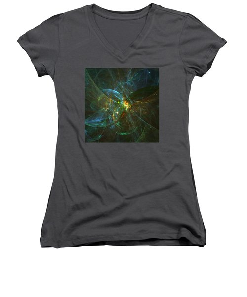 Prince Of Andromeda Women's V-Neck T-Shirt