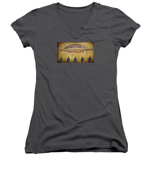 Pritzlaff Women's V-Neck T-Shirt