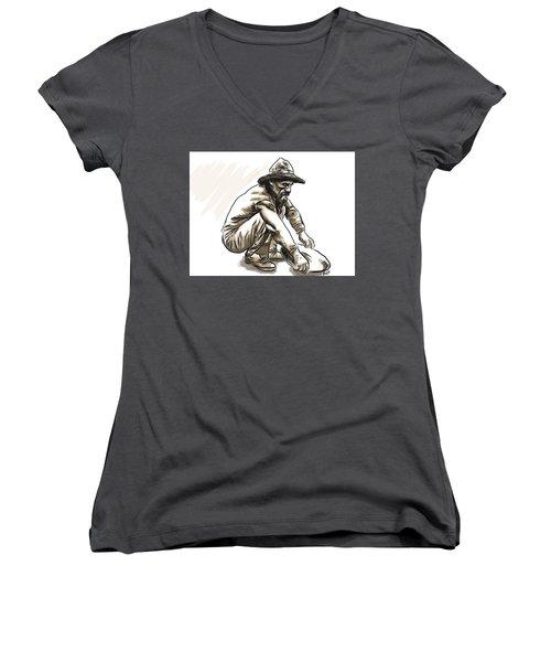 Prospector Women's V-Neck