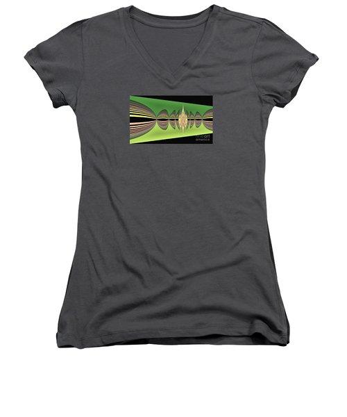 Pulse Two Women's V-Neck T-Shirt