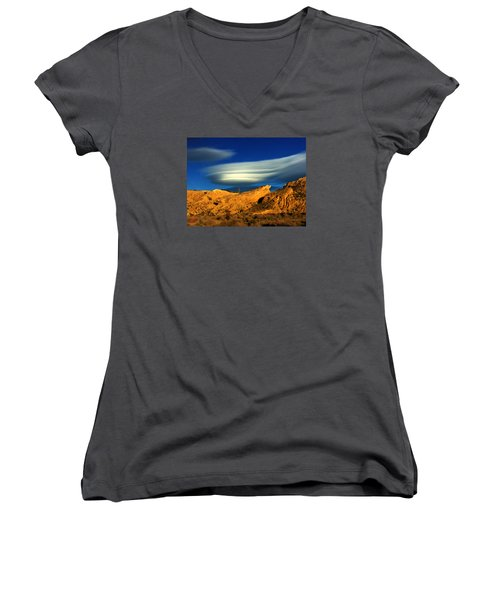 Pure Nature Spain  Women's V-Neck
