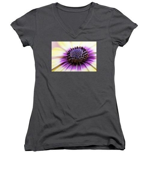 Purple Passion Women's V-Neck T-Shirt