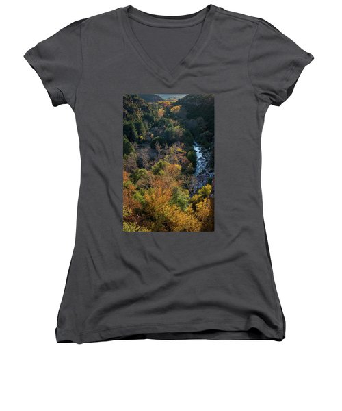 Quiet Canyon Women's V-Neck