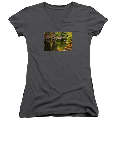 Quiet River Women's V-Neck
