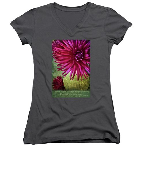 Rai Love Women's V-Neck