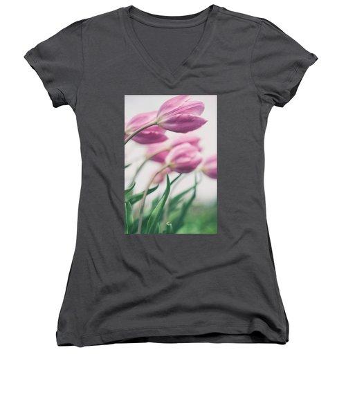 Reach Women's V-Neck T-Shirt