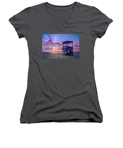 Ready For A Glorious Summer Women's V-Neck