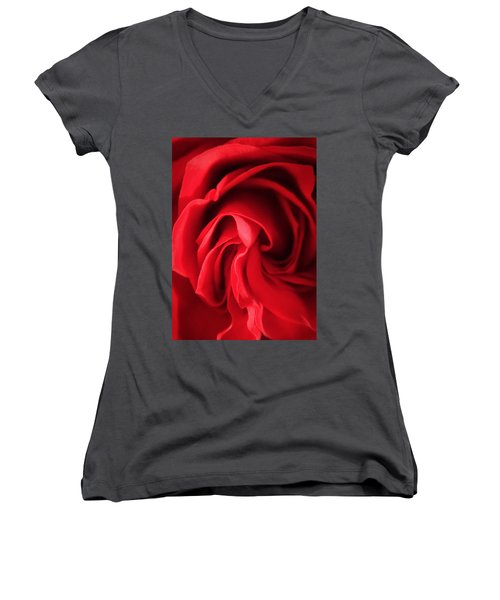 Ready For Love Women's V-Neck (Athletic Fit)