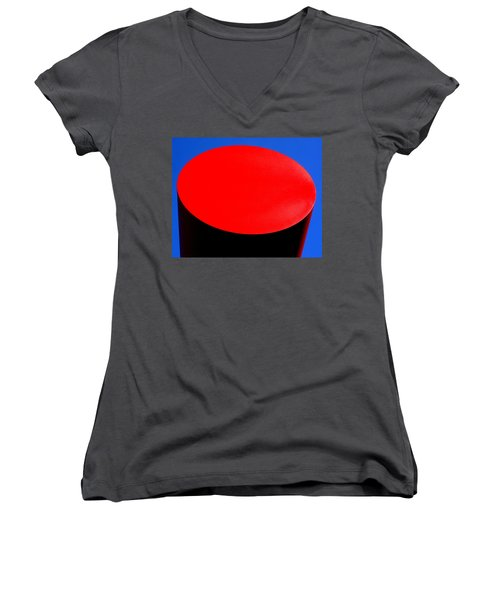Red Circle 2016 Women's V-Neck