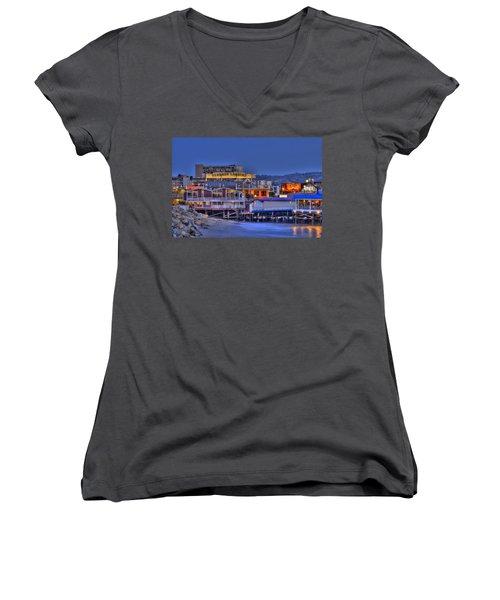 Redondo Landing Women's V-Neck T-Shirt