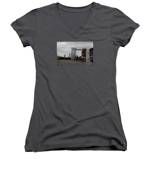 Reed Street Women's V-Neck T-Shirt