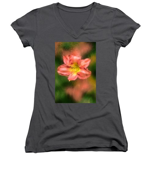 Reflection Memory Women's V-Neck