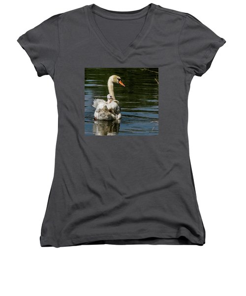 Regal Cygnet Women's V-Neck