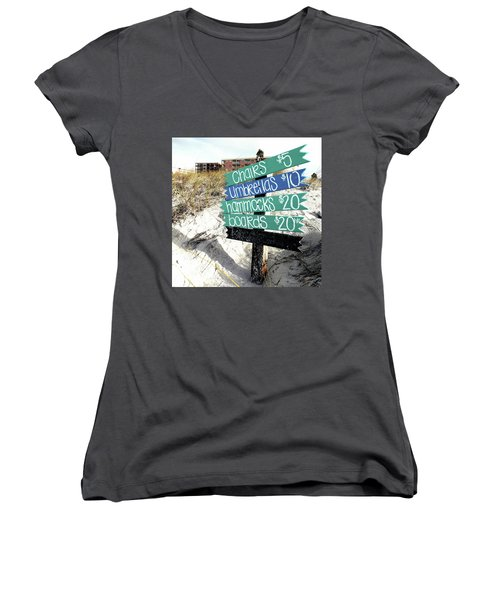 Relax For Twenty Women's V-Neck
