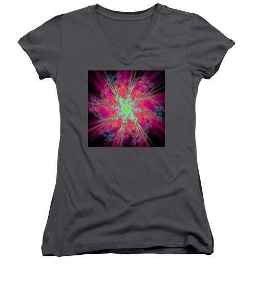 Reprovideo Women's V-Neck