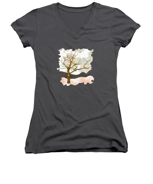 Resolute Women's V-Neck (Athletic Fit)