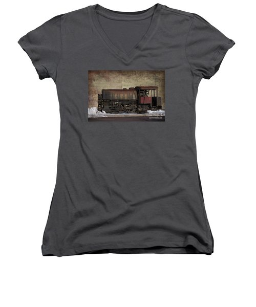 Retired 2 Women's V-Neck T-Shirt
