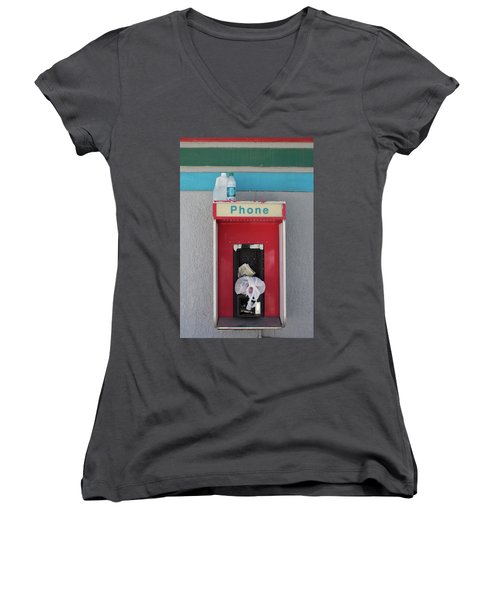 Retired Women's V-Neck