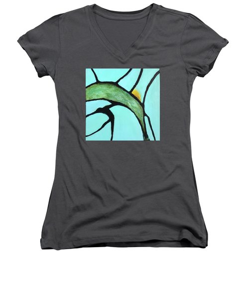 Ripening II Women's V-Neck (Athletic Fit)
